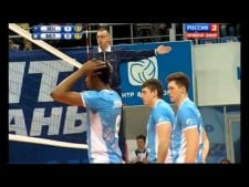 Zenit Kazan - Belogorie Belgorod (4th match)