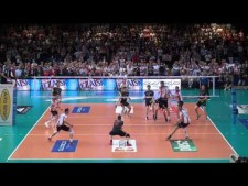 Resovia Rzeszów - Trefl Gdansk (Highlights)