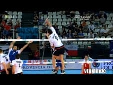 TOP10 Best Volleyball Quick Spikes