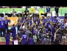 Unilever Rio de Janeiro - Brazilian Champion 2014/15