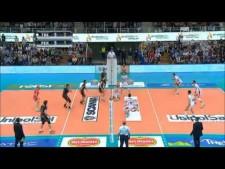 Mitar Djurić in match Trentino Volley - Sir Safety Perugia