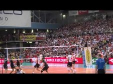 Resovia Rzeszów - Trefl Gdansk (Highlights, 2nd movie)
