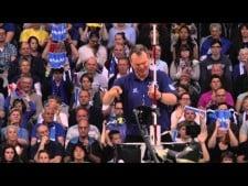 VfB Friedrichshafen - Berlin Volleys (Highlights, 5th match)