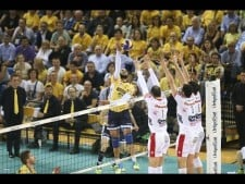Modena Volley - Trentino Volley (Highlights)