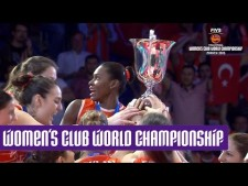 Women Club World Championship 2014/15 (Highlights)
