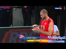Volleyball Headshots (3rd movie)