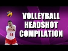 Volleyball Headshots (4th movie)