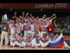 Russia in The Olympics 2012 (3rd movie)