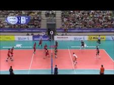 Portugal - Netherlands (Highlights, 1st match)