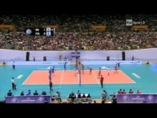 Iran - Italy (full match)