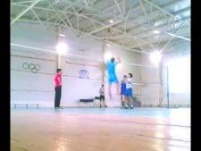 3rd meter spike by Zharaskan Meiyrzhan