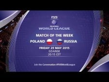Poland - Russia (full 2nd match)