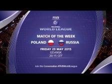 Poland - Russia (full 2nd match)