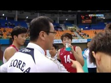 South Korea - France (SET 1,2)