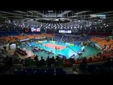 South Korea - France (SET 3,4)