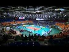 South Korea - France (SET 3,4)