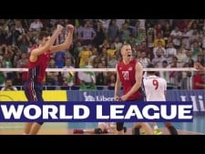 USA - Iran (Highlights, 1st match)