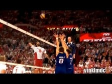 TOP10 Best Volleyball 1st Meter Spikes