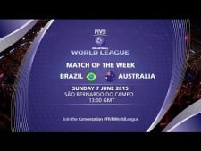 Brazil - Australia (full match)