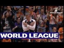 Netherlands - Belgium (short cut, 1st match)