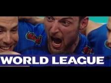 World League (4th week, Highlights)