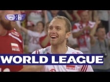 TOP5 actions of World League 4th week