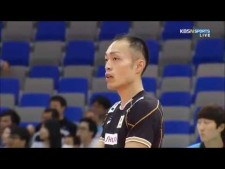 South Korea - Japan (SET 1,2)