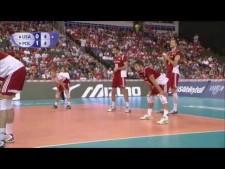 Fabian Drzyzga great action (USA - Poland)