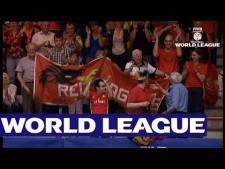 Netherlands - Belgium (Highlights, 2nd match)