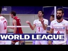 Russia - Iran (Highlights)