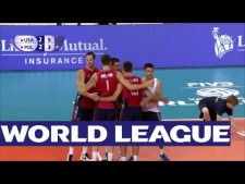USA - Poland (Highlights)