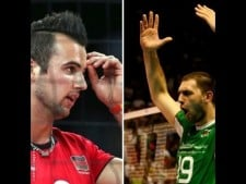 Tsvetan Sokolov vs. Georg Grozer (Bulgaria - Germany)
