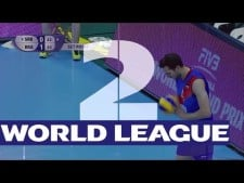TOP5 actions of World League 5th week