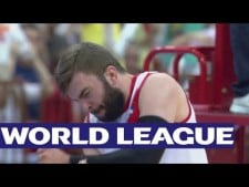 Serbia - Australia (Highlights, 1st match)