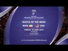 Iran - USA (full match)