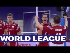 Russia - Poland (Highlights, 2nd match)