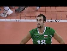 Nikolay Nikolov in The Olympics 2012