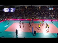 Best actions: Italy - Brazil (1st match)