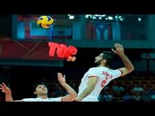 TOP20 Best Spikes: Mohammad Mousavi