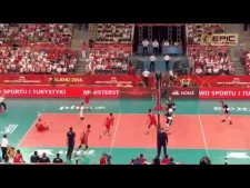 Saeid Marouf in World Championships 2014 (2nd movie)