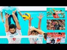 Mohmmad Mousavi in World Championship 2014 (best blocks)