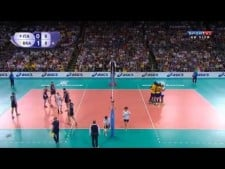 Best actions: Italy - Brazil (2nd match)