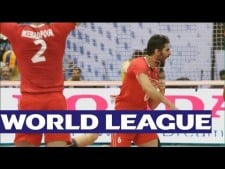 Iran - USA (Highlights)
