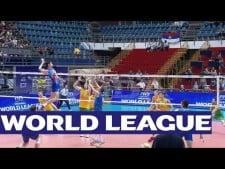 Serbia - Australia (Highlights)