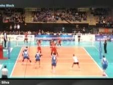 Fabricio Silva blocks