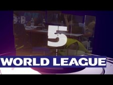 TOP5 actions of World League 6th week
