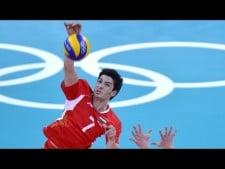 Todor Skrimov in The Olympics 2012