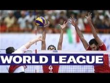 Iran - Poland (Highlights, 1st match)