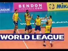 Australia - Brazil (Highlights, 1st match)