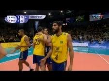 Australia - Brazil (short cut, 1st match)